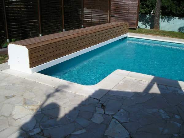 couverture lectrique de piscine rideau de piscine lectrique