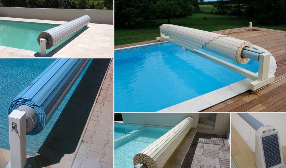 Prix d 39 un rideaux de piscine roulant prix d 39 un volet immerg for Prix de piscine