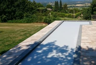volet de piscine grand bassin