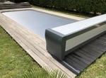 rideau hors sol banc piscine